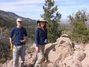 Chasm Creek Dig
